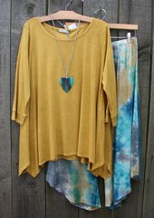 Chalet Coco Top -- MORE COLORS
