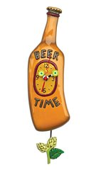Allen Designs Beer Time Clock