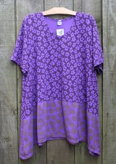 Everything's Coming Up Daisies Tunic