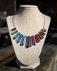 Origin Rainbow Sticks Necklace