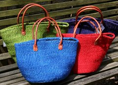 Solid Sisal Bag