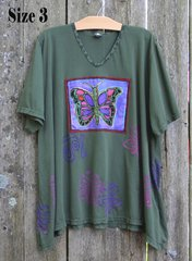 Breeze into Summer Butterfly Tee