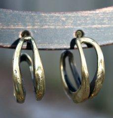 Volare Bronze Earring