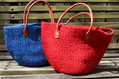 Solid Sisal Bag - Small