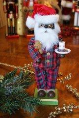 Pajama Santa