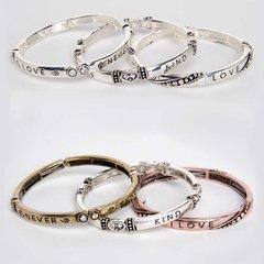 LOVE IS bracelet