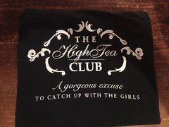 HIGH TEA CLUB T-SHIRT