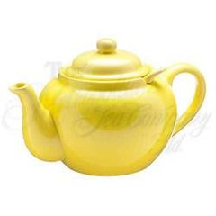 LEMON 3 CUP DOMINION TEAPOT W/ INFUSER