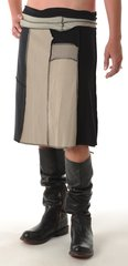 Long Earth Tones Juju Skirt
