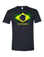 Brazilian Be The Alpha Tee