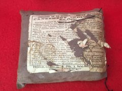French soldiers un used complete soldiers bandage dated 1939 found in the Dunkirk pocket of 1940 during the battle of France