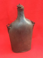 French army medical waterbottle these ware used in First Aid stations and hospitals found on the Somme battlefield
