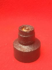 German incendiary bomb front plug nice,clean condition recovered from dump site in Maldon, Essex dropped on London from the Blitz in 1940-1941