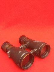 Original ww1 German army issue binoculars,nice condition not complete,issue number on them found on The Somme
