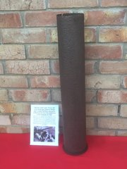 Rare German shell case 10.5cm SK C/32 Navel gun used on Ships and Coastal Artillery recovered in Normandy 1944 battlefield