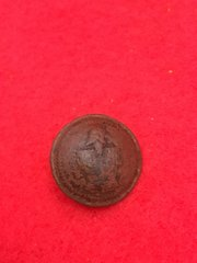 Very Rare French Engineers soldiers jacket buttons recovered from German bunker near Bucquay on the Somme battlefield