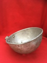 German large sieve,colander 1939 dated,waffen stamped,nice condition came from a local fair at Dunkirk from the Dunkirk pocket and the battle of France in 1940