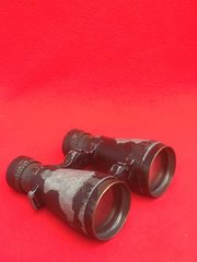 Original ww1 German army issue binoculars,nice condition not complete,issue number,black paintwork found on The Somme