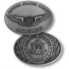 U.S. Army Aircrew Wings Challenge Coin  NTM-48688
