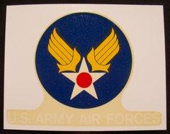 U.S. Army Air Forces Decal  DEC-0101