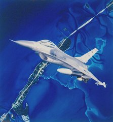 Sam Lyons Print, Shark attack LS-3010