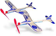 Guillow's #52 Sky Streak Twin Pack, 24 pc. Display  GUI-52DIS