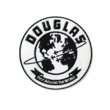 Douglas Heritage Embroidered Patch  BOE-0120