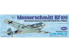 Guillow's Messerschmitt Bf 109 Balsa Wood Model Airplane Kit  GUI-505