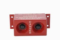 IFF Radio Destruct Switch Box, New Old Stock  INS-0118