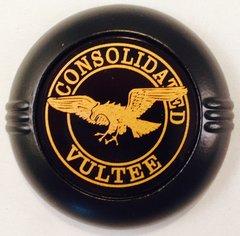 Consolidated B-24 Liberator Control Yoke Hub Paperweight  CYH-0105