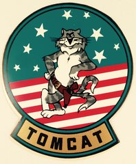 Grumman F-14 Tomcat Decal  DEC-0133