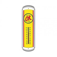 """OK Used Cars"" Thermometer  THE-0103"