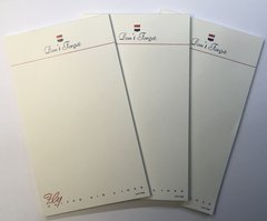 1944 United Airlines Note Pad Reprint EPH-0113