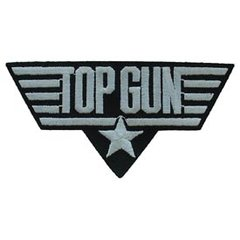 USN Top Gun Embroidered Patch  PAT-0108