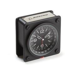Pilot's World Time Alarm Clock  BOE-0141