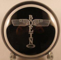 """Boeing B-17 Flying Fortress Control Yoke Hub (""""Horn Button"""")  CYH-0112"""