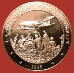 1948 Berlin Airlift Medallion AWD-0112