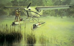 "Paul Rendel Print, Cessna Stationair 6 ""Next Generation"""