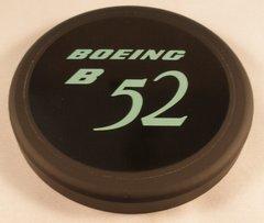 "Reproduction Boeing B-52 Stratofortress Control Yoke Hub (""Horn Button"")"