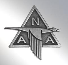 North American Aviation Lapel Pin BOE-0107