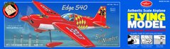 "Guillow's #703 ""Edge 540"" Laser Cut Balsa Wood Flying Model Airplane  GUI-702"