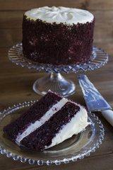 """8"""" Red Velvet Celebration Cake"""