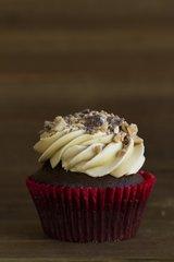 English Toffee Cupcake