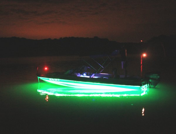 Supralite Ledz Fish Ski Boat Exterior Kit Choose Color