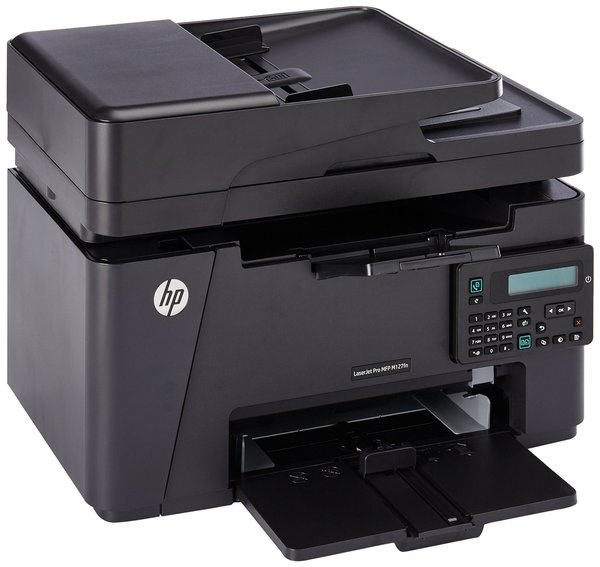 how to connect hp printer to computer to scan