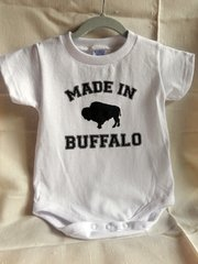 Made in Buffalo Romper 12 Month