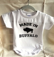 Made in Buffalo Romper 6 Month