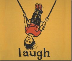 Adult Hoodie Laugh