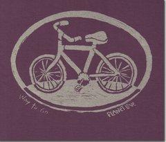 Adult Short Sleeve Tee Bike
