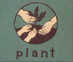 Adult Short Sleeve Tee Plant